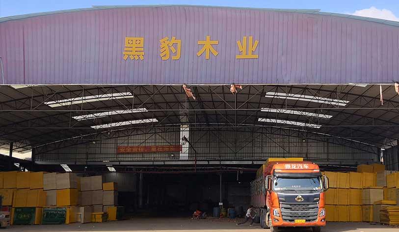 贵港建筑模板厂家